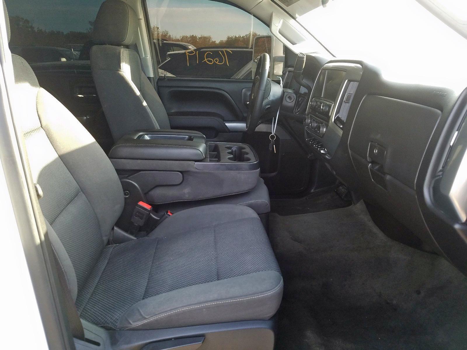 1GC1CVEG1GF279626 - 2016 Chevrolet Silverado 6.0L close up View