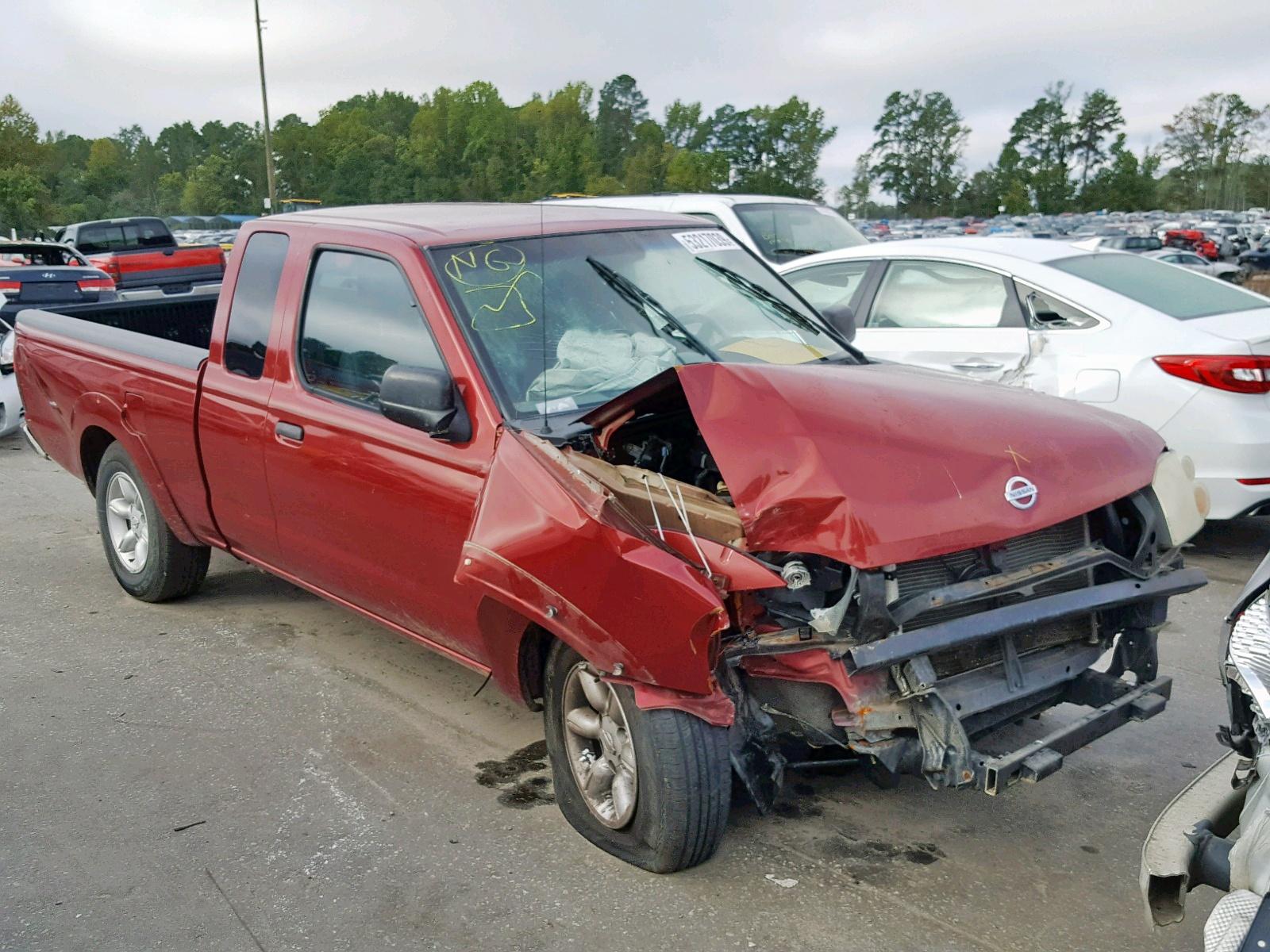 2004 Nissan Frontier K 2.4L 4 in NC - Raleigh ...