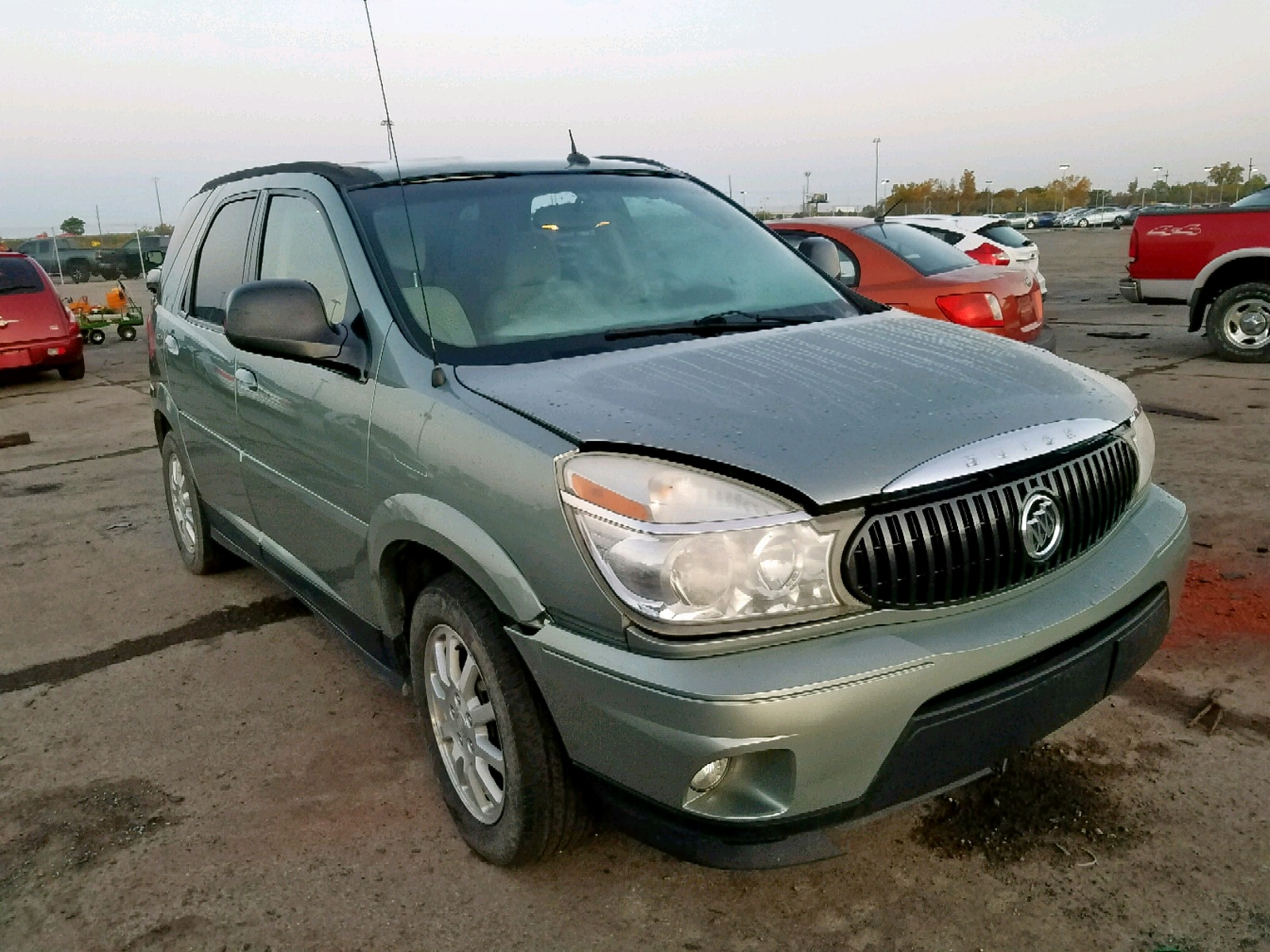 click here to view 2006 BUICK RENDEZVOUS at IBIDSAFELY