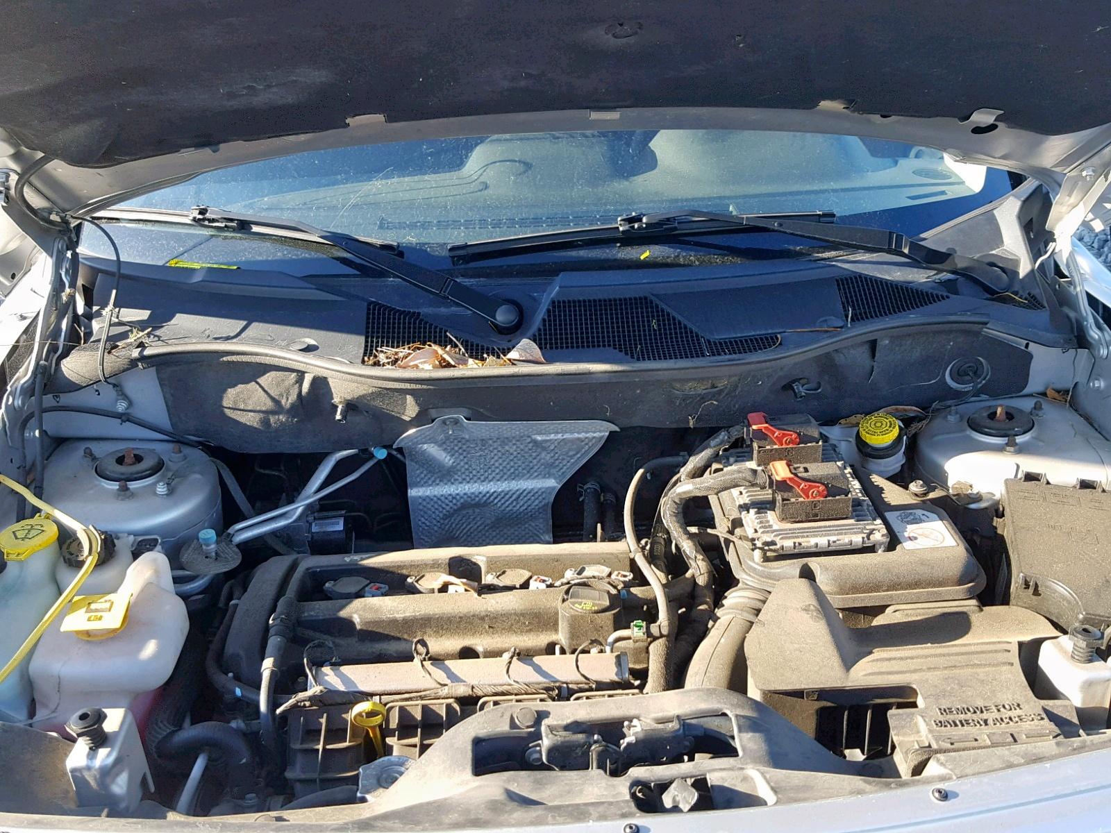 1C4NJPBA5DD272382 - 2013 Jeep Patriot Sp 2.0L inside view