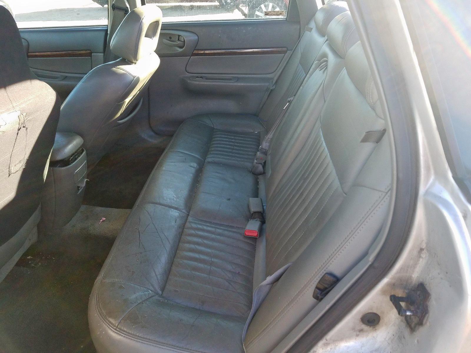 2G1WH55K5Y9130344 - 2000 Chevrolet Impala Ls 3.8L detail view