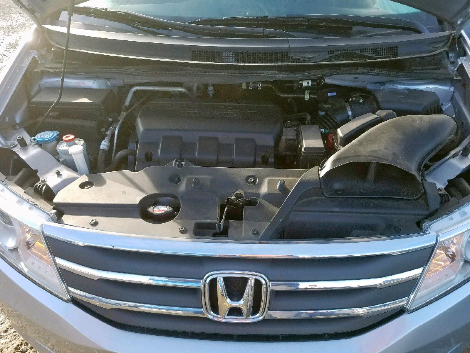 2013 Honda Odyssey To 3.5L inside view