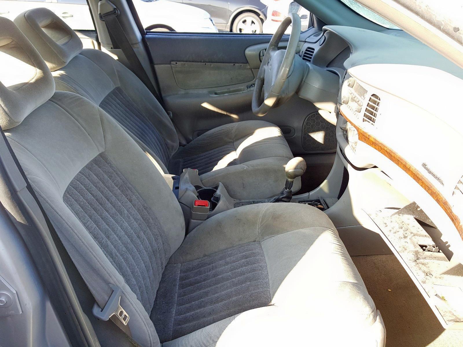 2000 Chevrolet Impala Ls 3.8L close up View