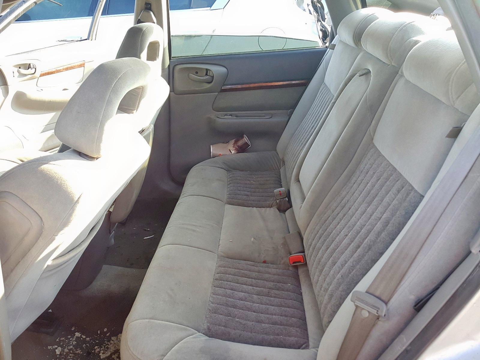 2000 Chevrolet Impala Ls 3.8L detail view