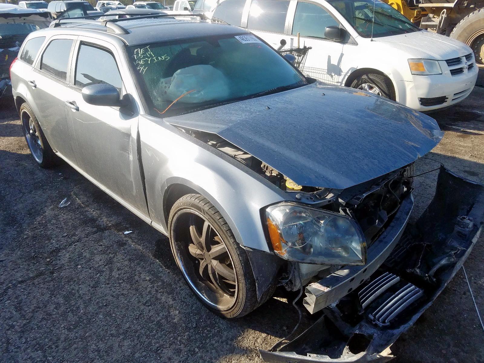2D4FV47V67H720660 - 2007 Dodge Magnum Sxt 3.5L Left View