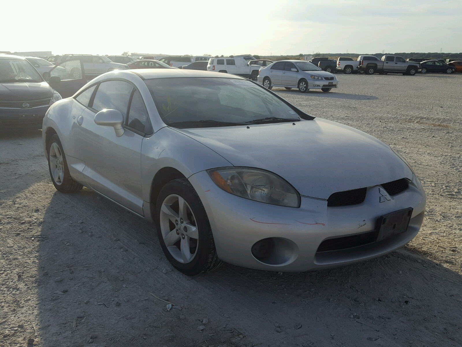 damaged pin mitsubishi for repairable lightly spyder sale eclipse gs rebuildable convertible