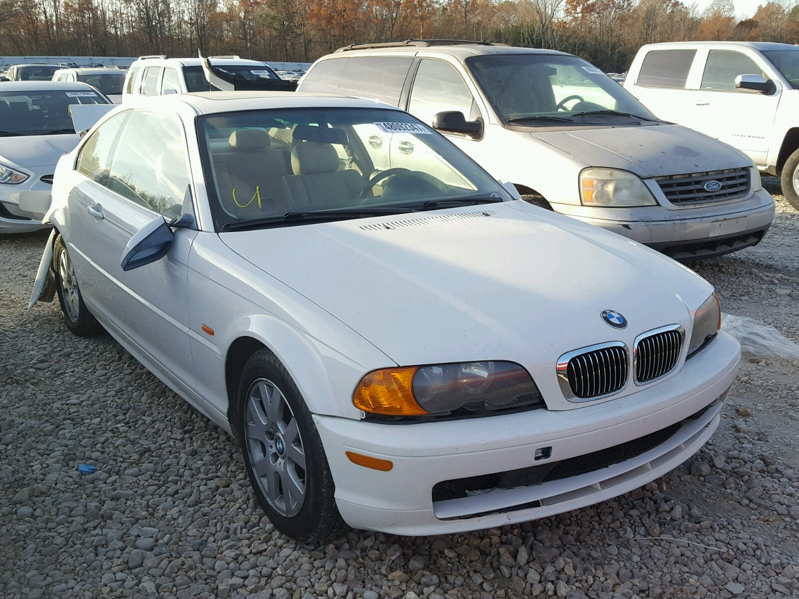 Auto Auction Ended On Vin Wbaam3341yfp74501 2000 Bmw 323i