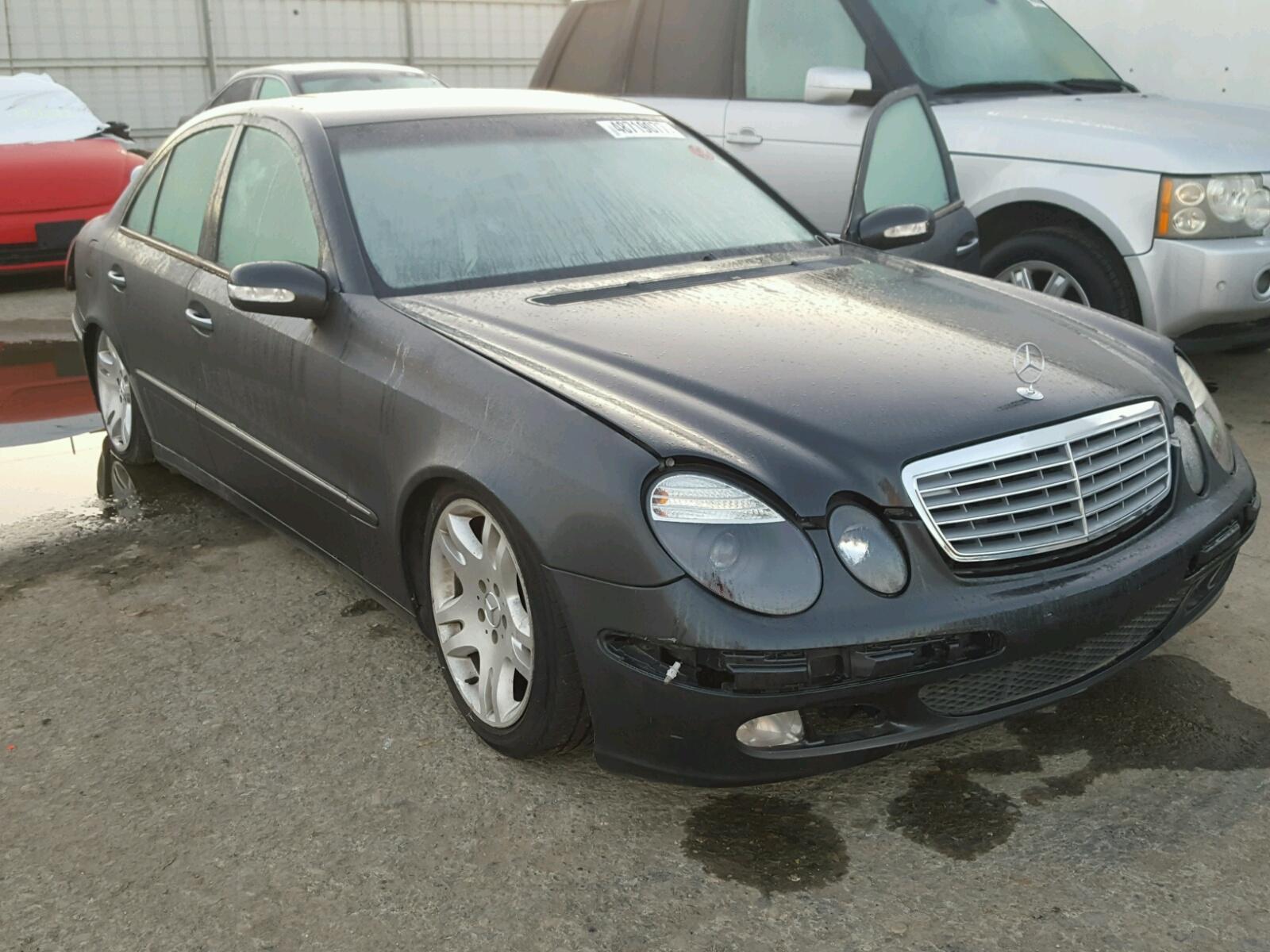 2003 mercedes benz e 500 for sale at copart sacramento ca for 2003 mercedes benz e500 for sale