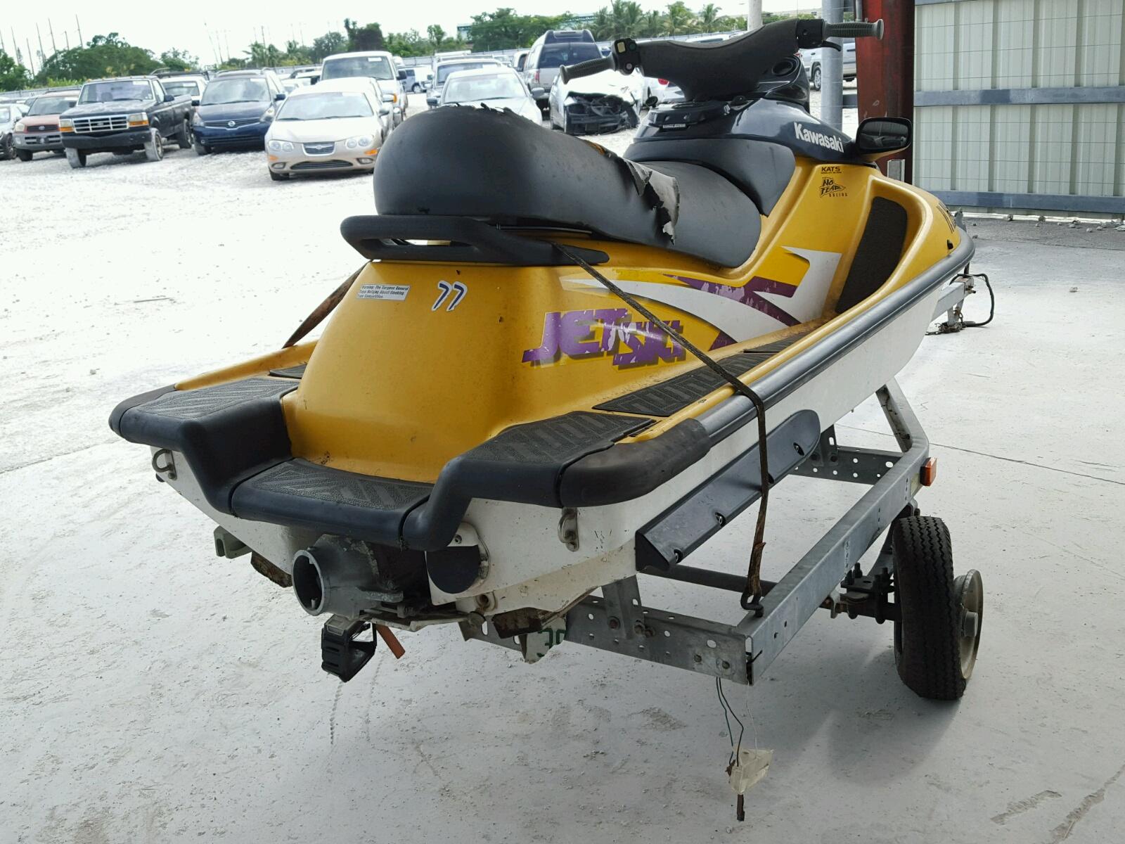 1998 Kawasaki 1100 Zxi in FL - Miami South (KAW002790C898