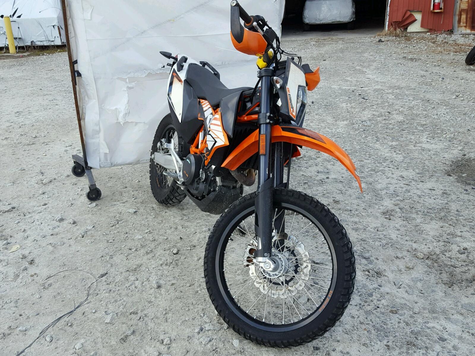 2012 Ktm 690 Enduro 1