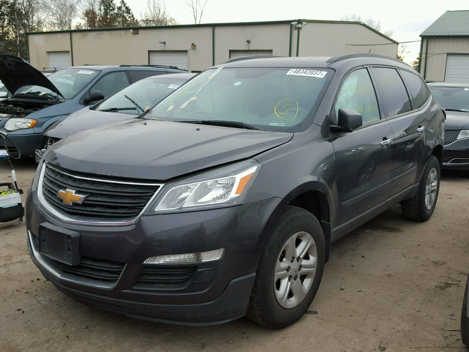 fwd chevrolet traverse auto drive dashboard test our expert