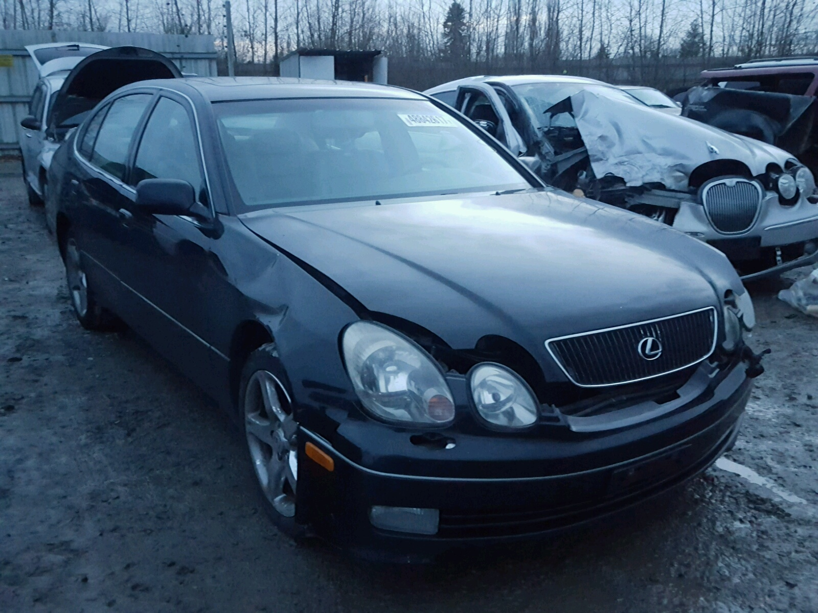 Salvaged lexus gs400 for auction autobidmaster for Sun valley motors sacramento