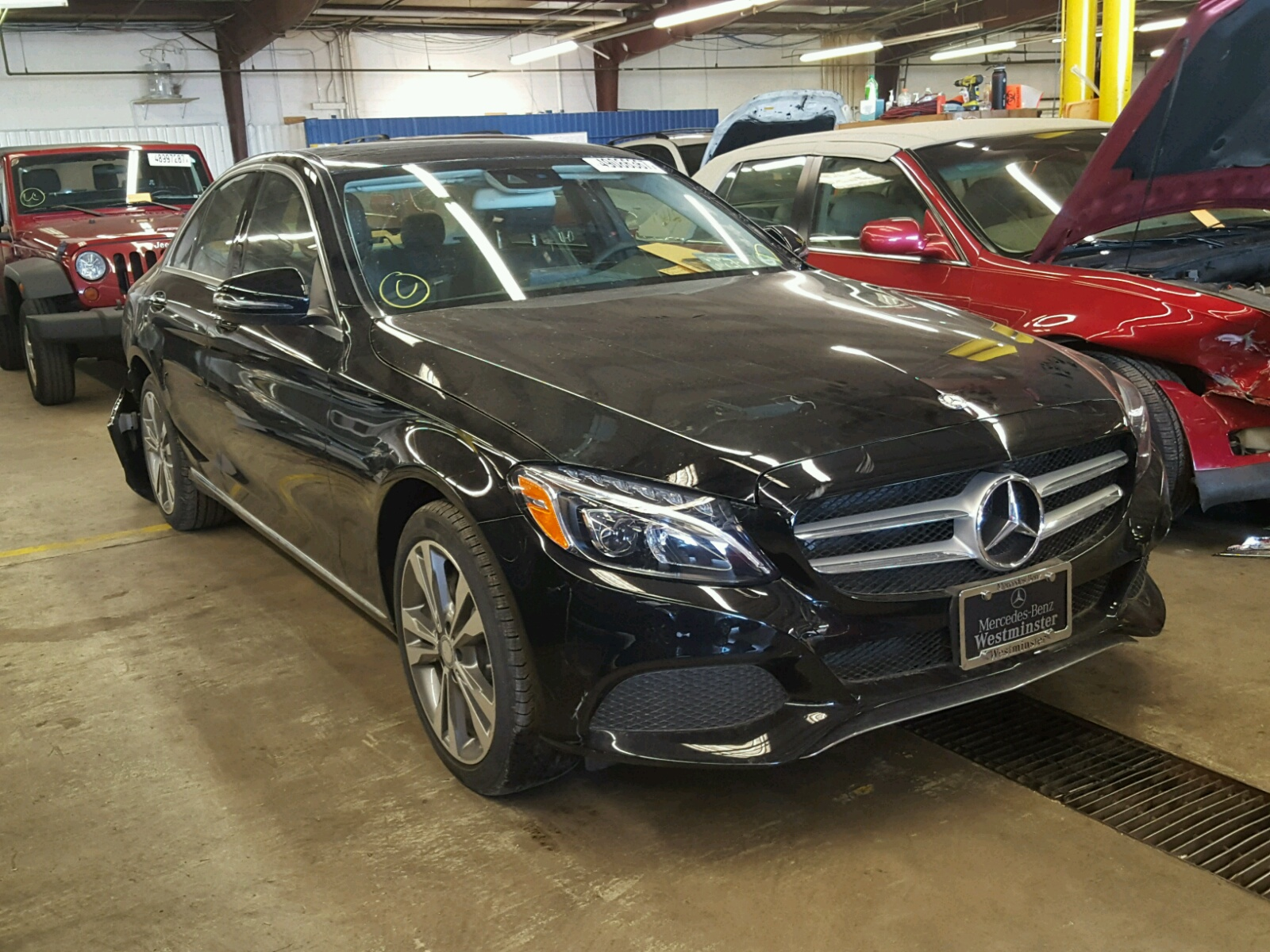 Auto Auction Ended on VIN WDBJH82J42X 2002 MERCEDES BENZ E320