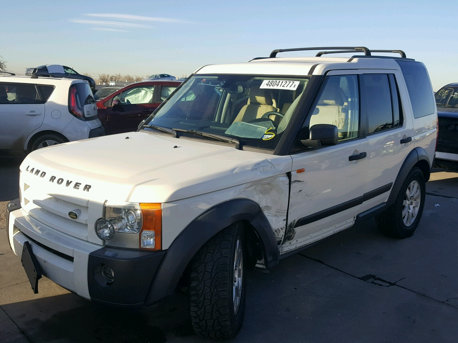 online lot black in en tn sale landrover land right auto on auctions for certificate knoxville carfinder copart rover view salvage