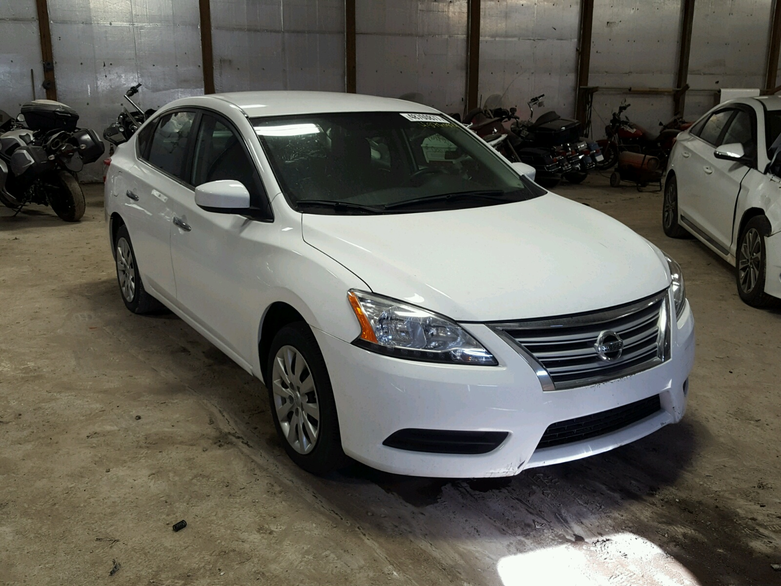 auto inventory nissan s freeland pre sentra used fwd owned car