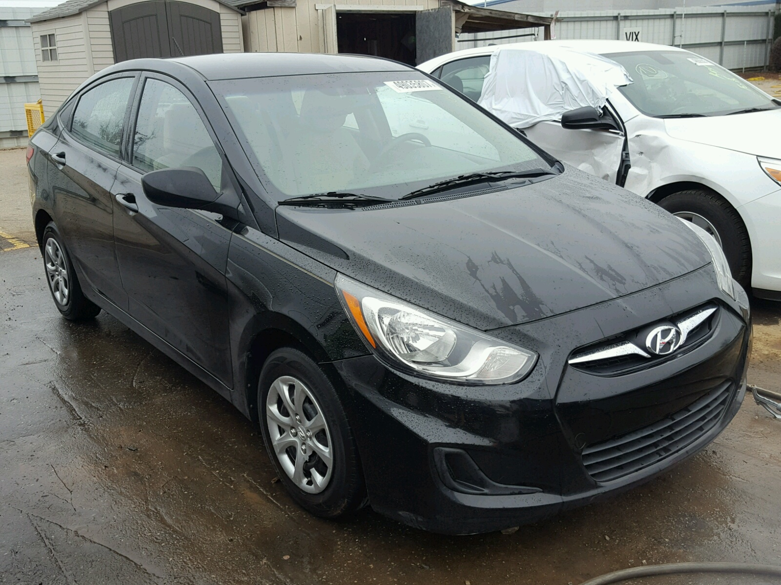 sc right greer lot sale carfinder auto online auctions view white on in cert hyundai en salvage l copart accent of title