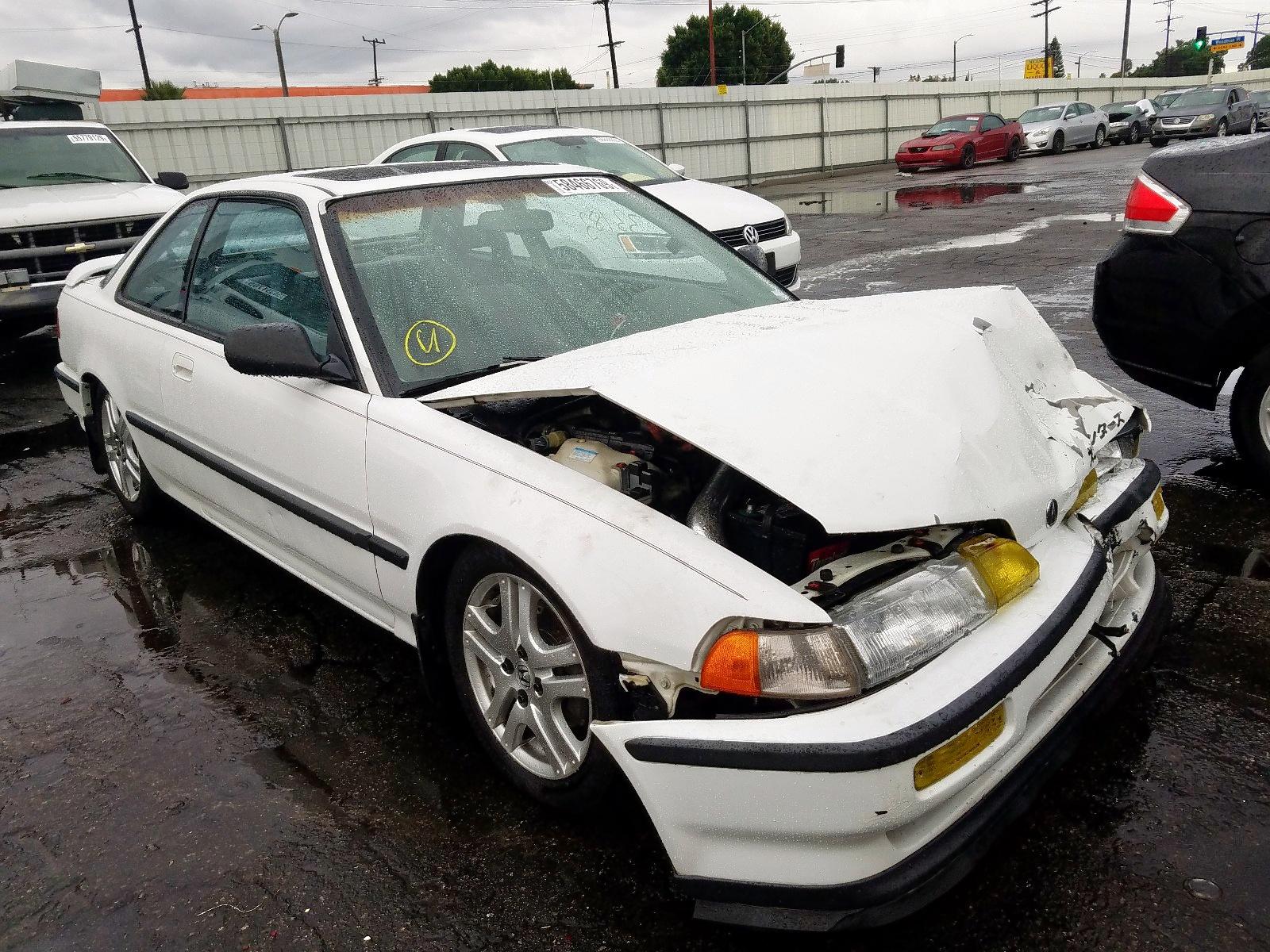 1991 Acura Integra Gs 1 8l 4 In Ca Van Nuys
