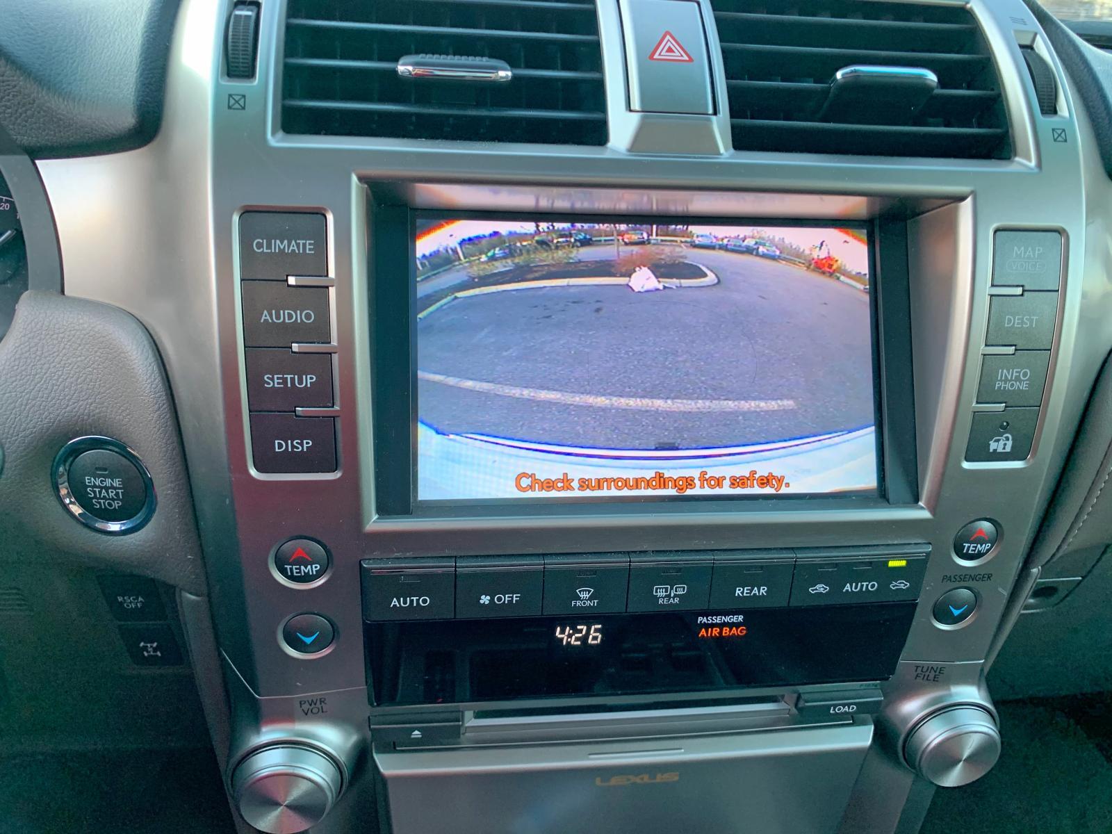 JTJBM7FX7D5058879 - 2013 Lexus Gx 4.6L