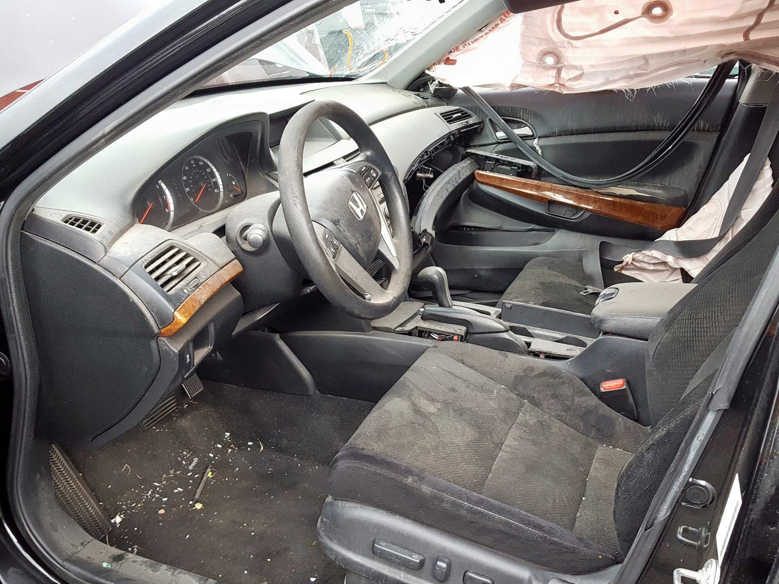 2011 Honda Accord Ex 2.4L close up View