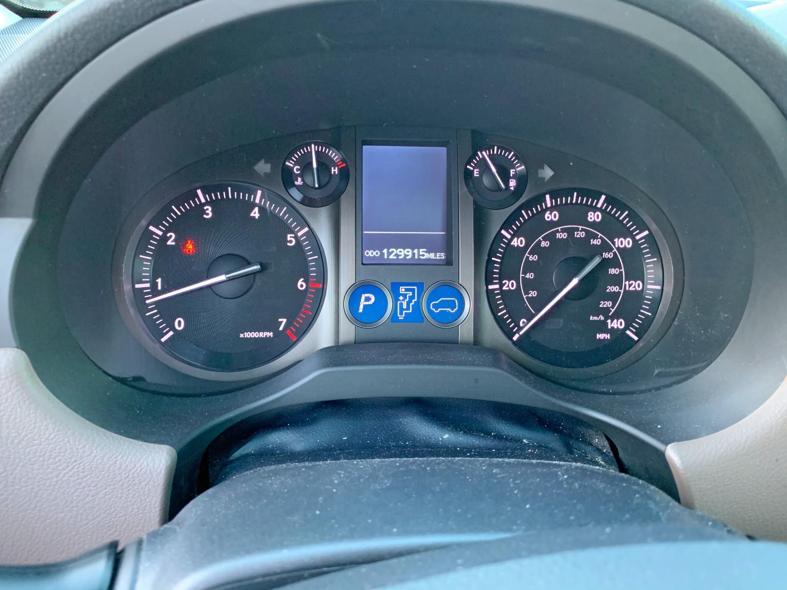 JTJBM7FX7D5058879 - 2013 Lexus Gx 4.6L inside view