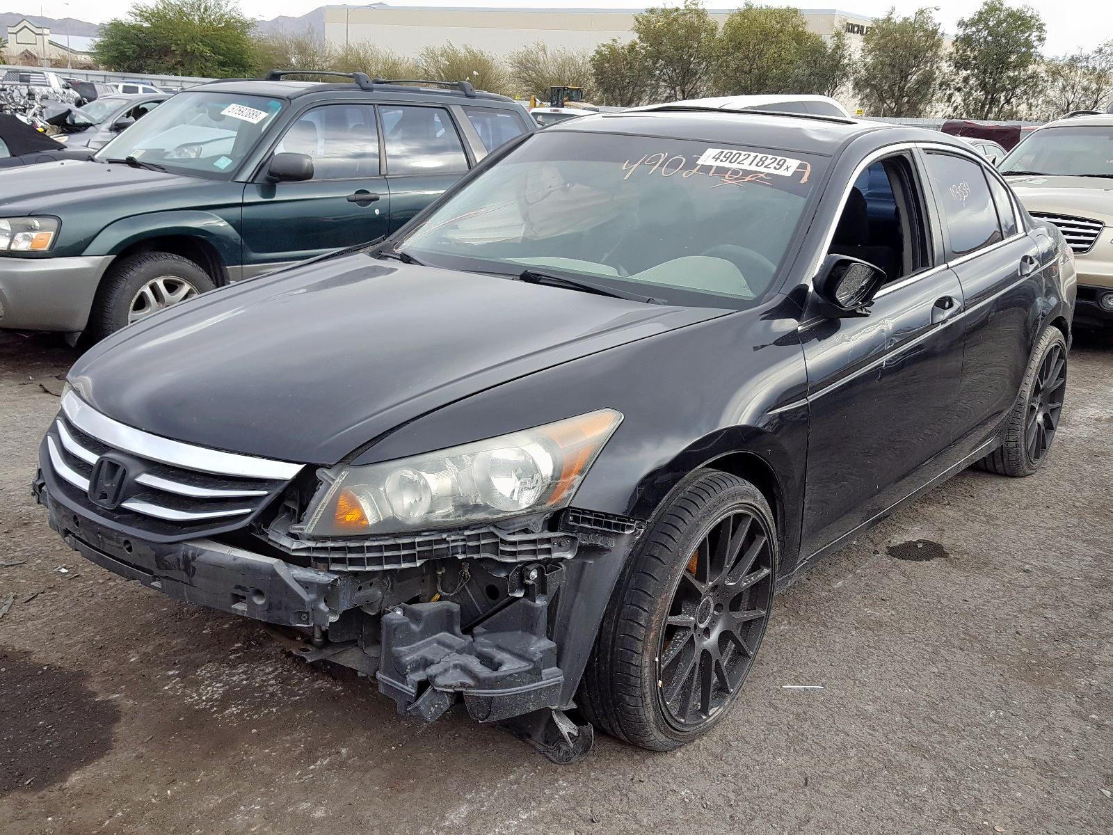 2011 Honda Accord Ex 2.4L Right View