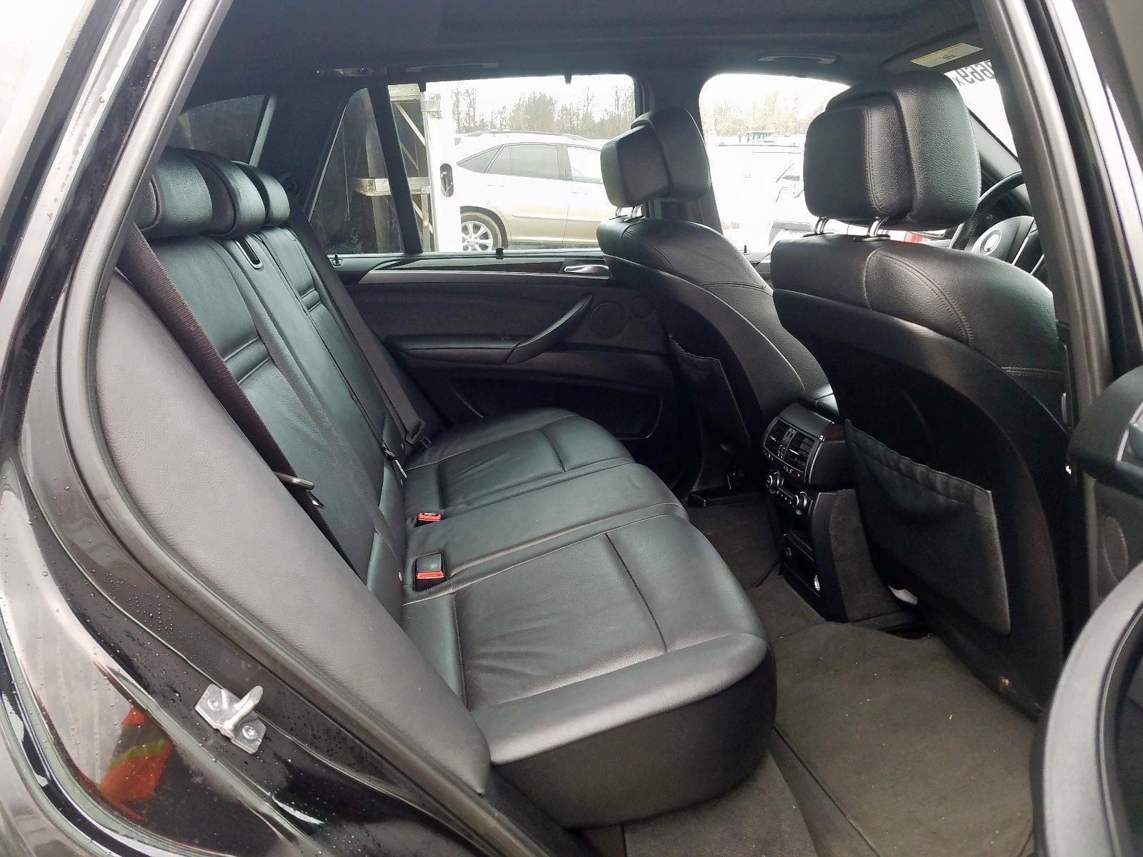 2013 Bmw X5 Xdrive5 4.4L detail view
