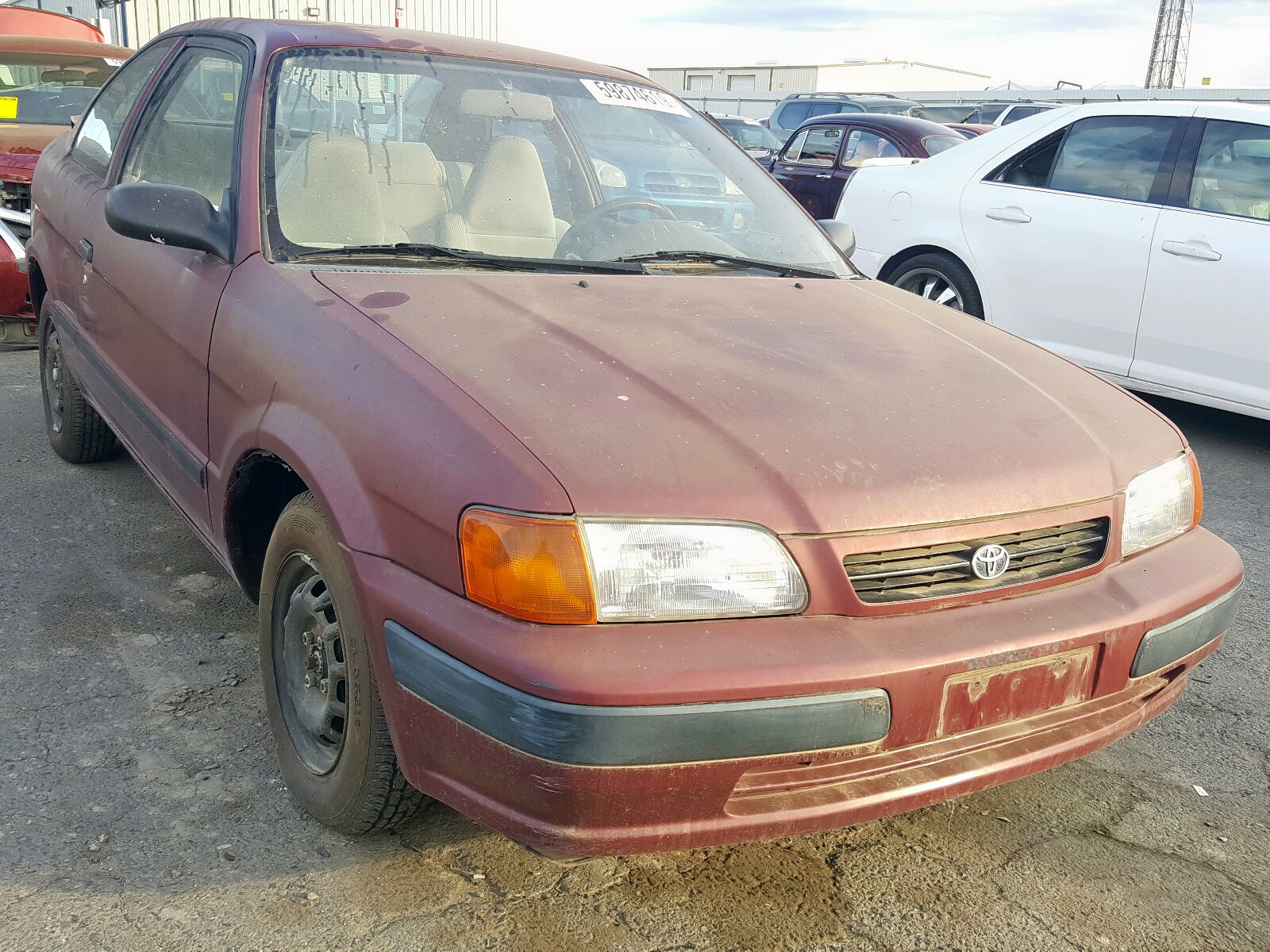 toyota tercel dx 1995 jt2el56d5s0097387 auto auction spot toyota tercel dx 1995