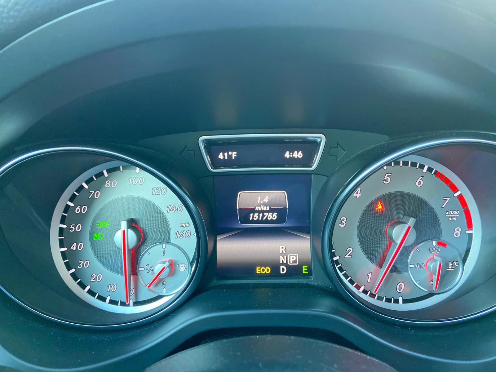 WDDSJ4EB9EN060365 - 2014 Mercedes-Benz Cla 250 2.0L inside view