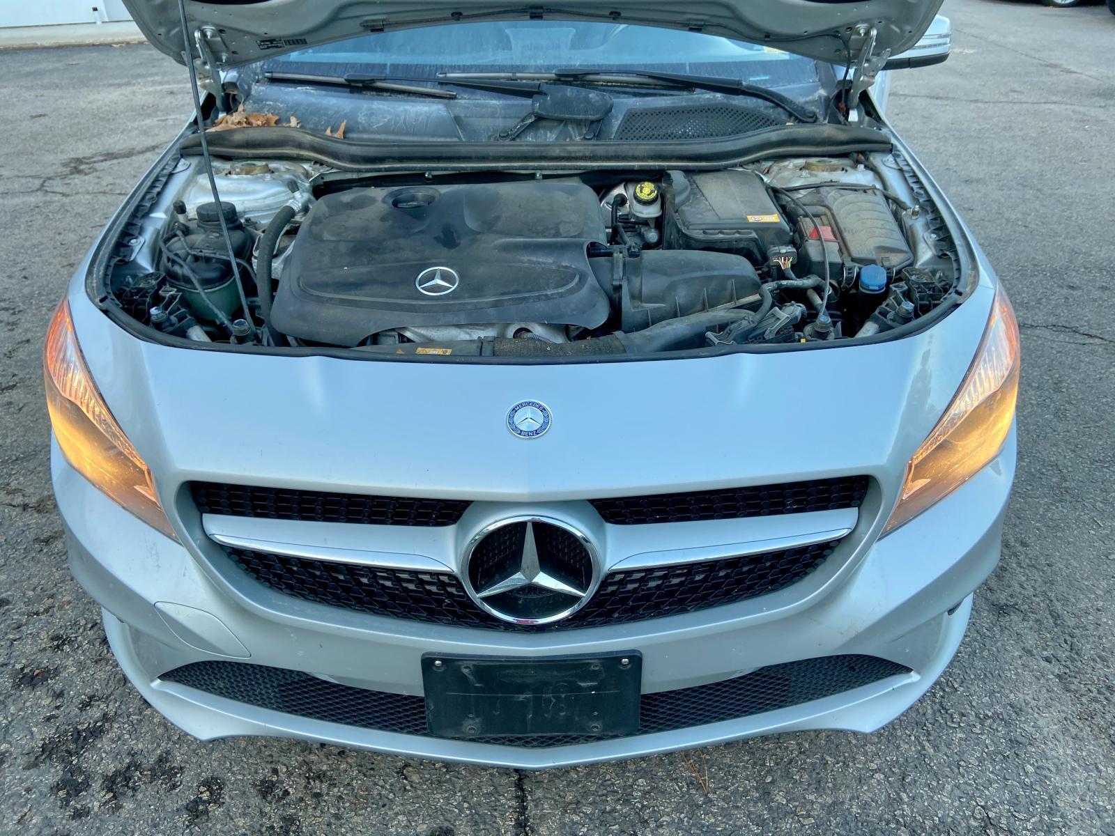 WDDSJ4EB9EN060365 - 2014 Mercedes-Benz Cla 250 2.0L front view