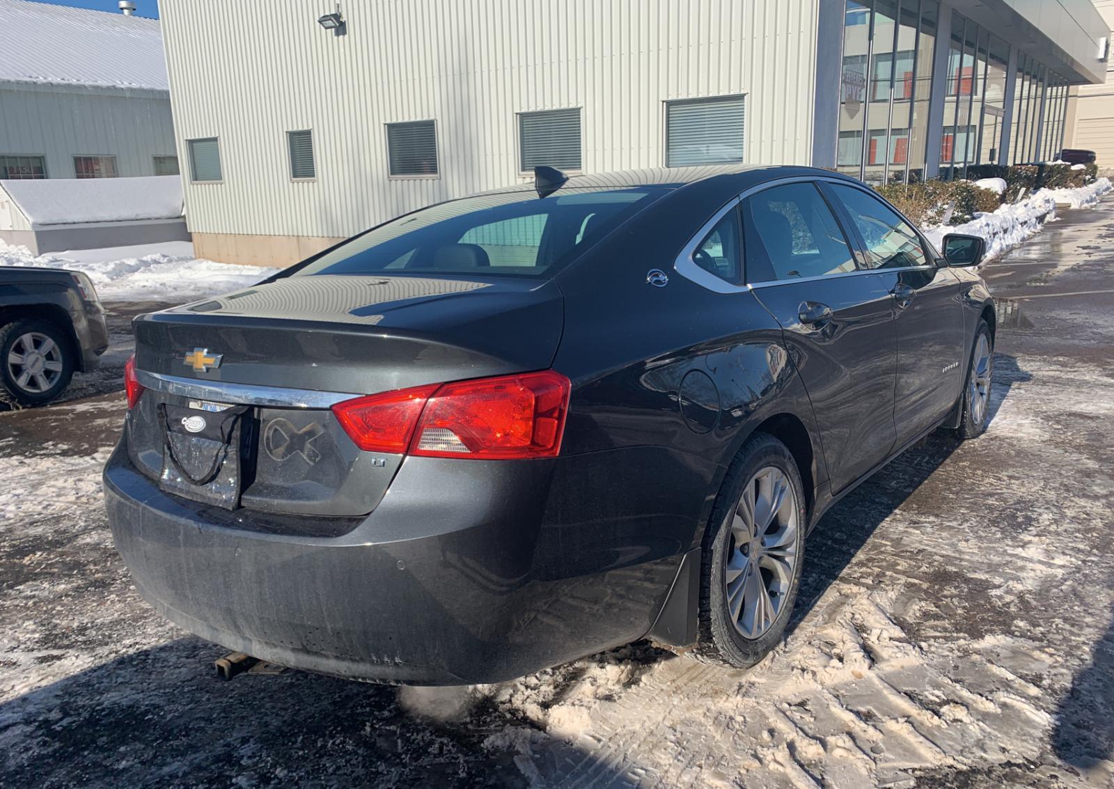 2G1125S37F9185464 - 2015 Chevrolet Impala Lt 3.6L rear view