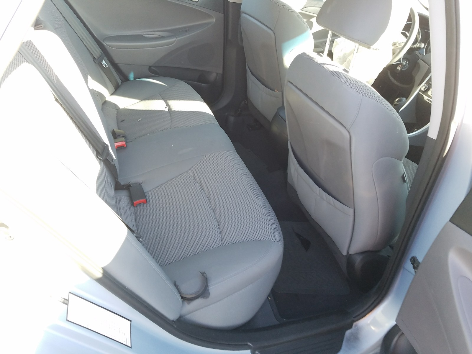 5NPEB4AC7EH889924 - 2014 Hyundai Sonata Gls 2.4L detail view