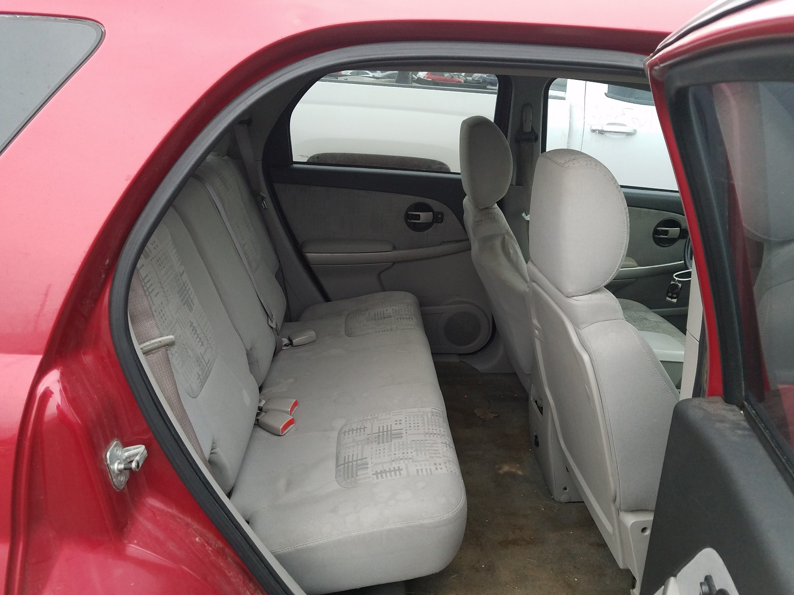 2CNDL13F466179511 - 2006 Chevrolet Equinox Ls 3.4L detail view