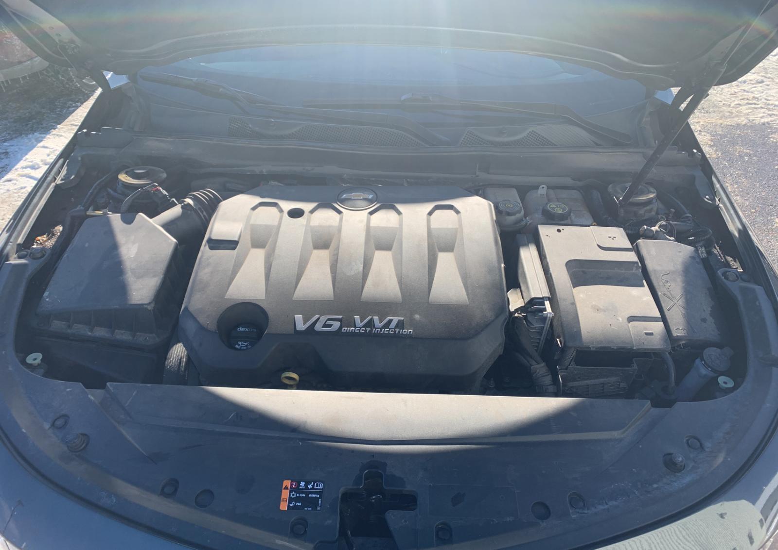 2G1125S37F9185464 - 2015 Chevrolet Impala Lt 3.6L inside view