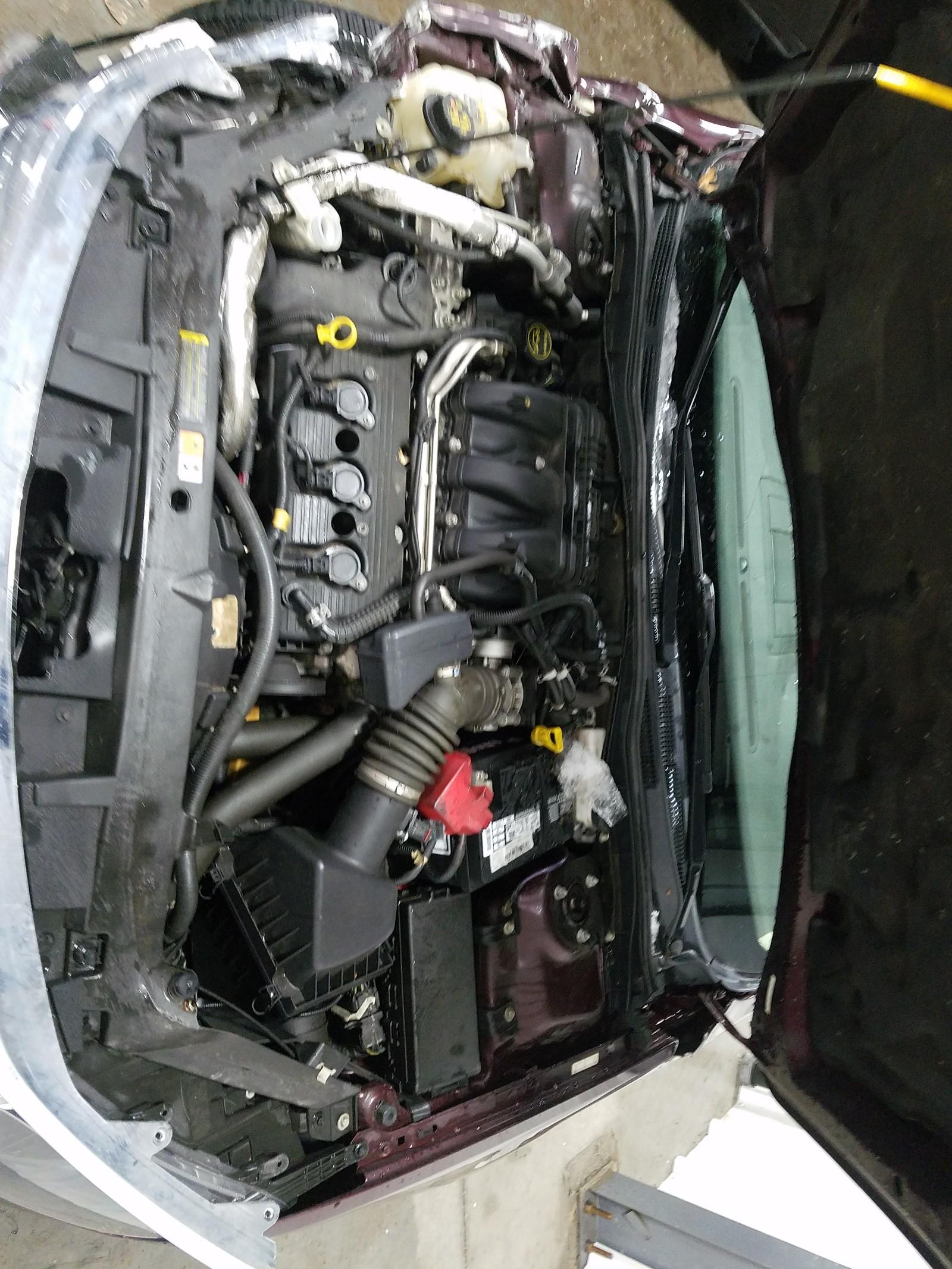 3FAHP0CG6CR288298 - 2012 Ford Fusion Sel 3.0L inside view