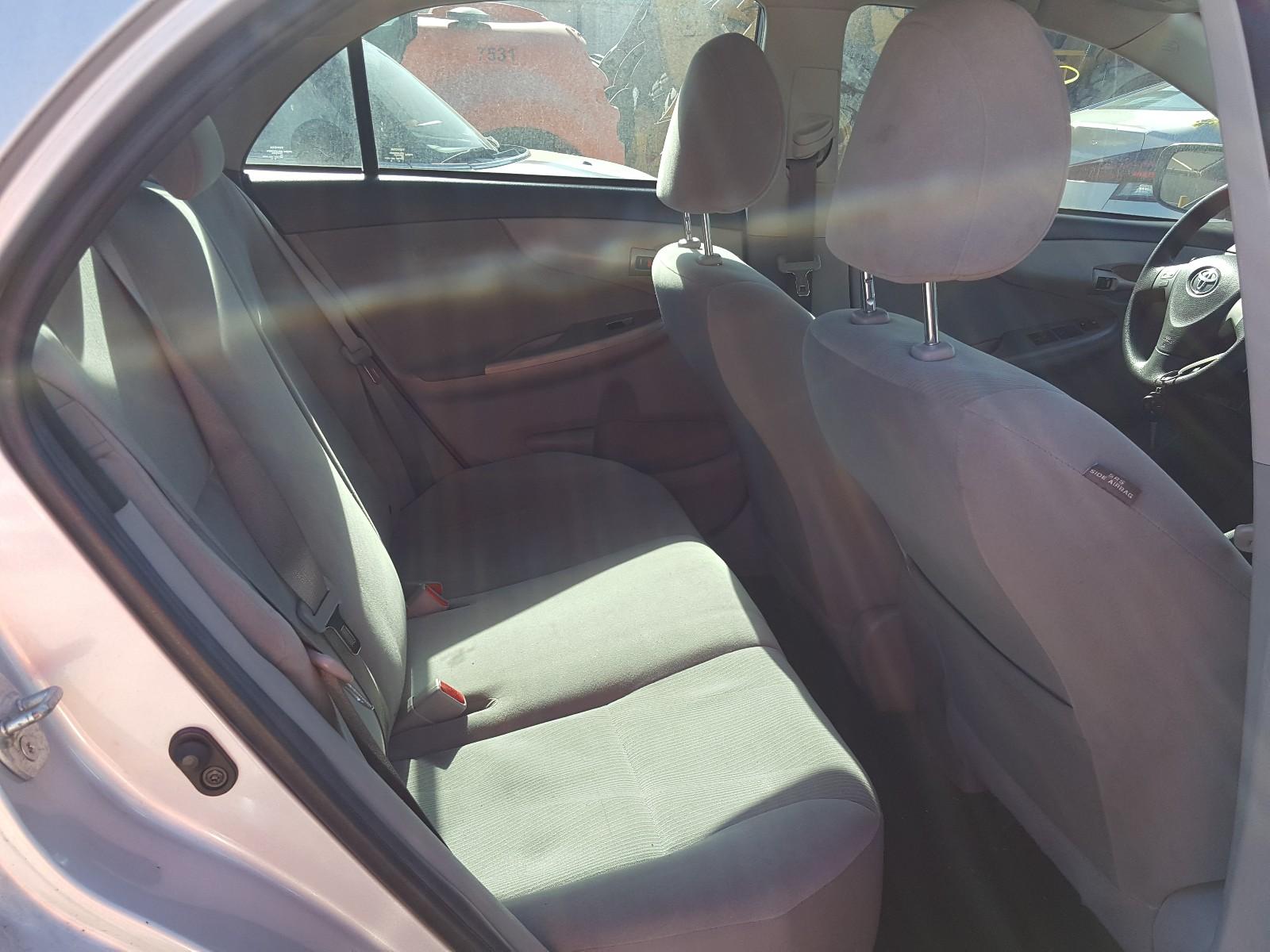 2T1BU4EE0CC763011 - 2012 Toyota Corolla Ba 1.8L detail view