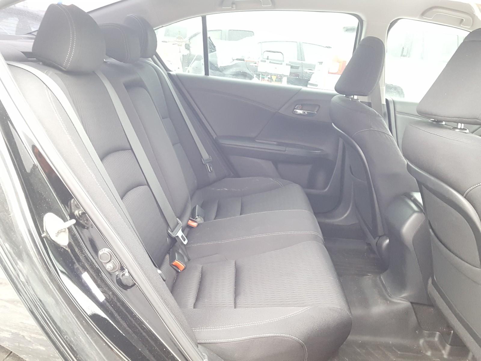 1HGCR2F5XEA126161 - 2014 Honda Accord Spo 2.4L detail view