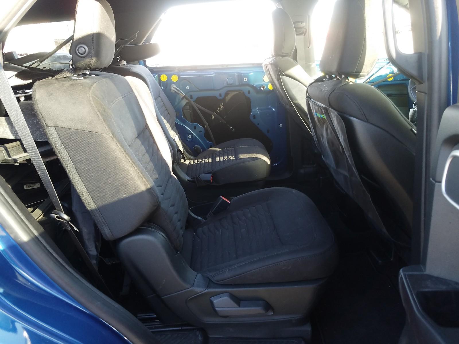 1FMSK7DH1LGB15824 - 2020 Ford Explorer X 2.3L detail view
