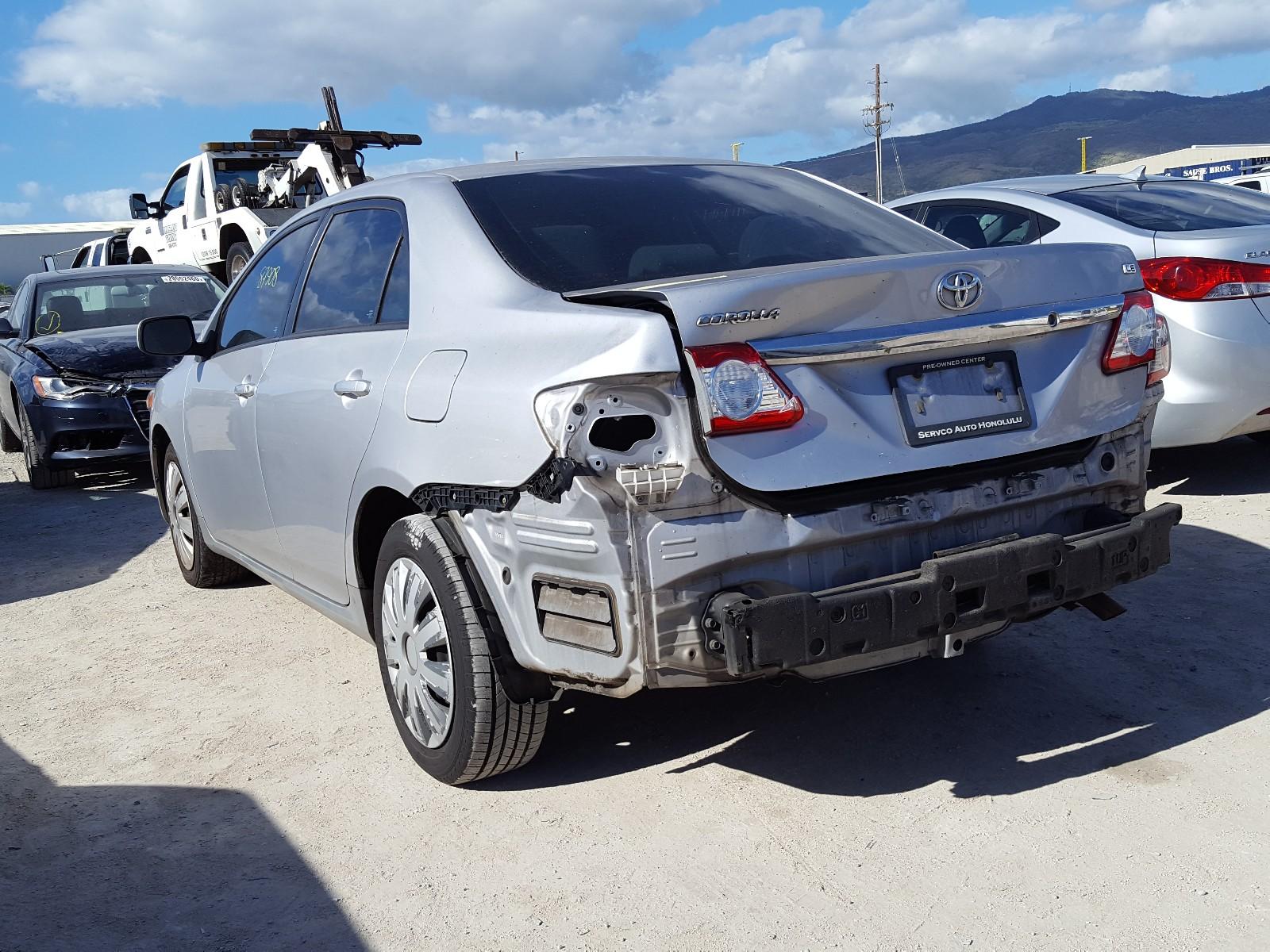 2T1BU4EE0CC763011 - 2012 Toyota Corolla Ba 1.8L [Angle] View