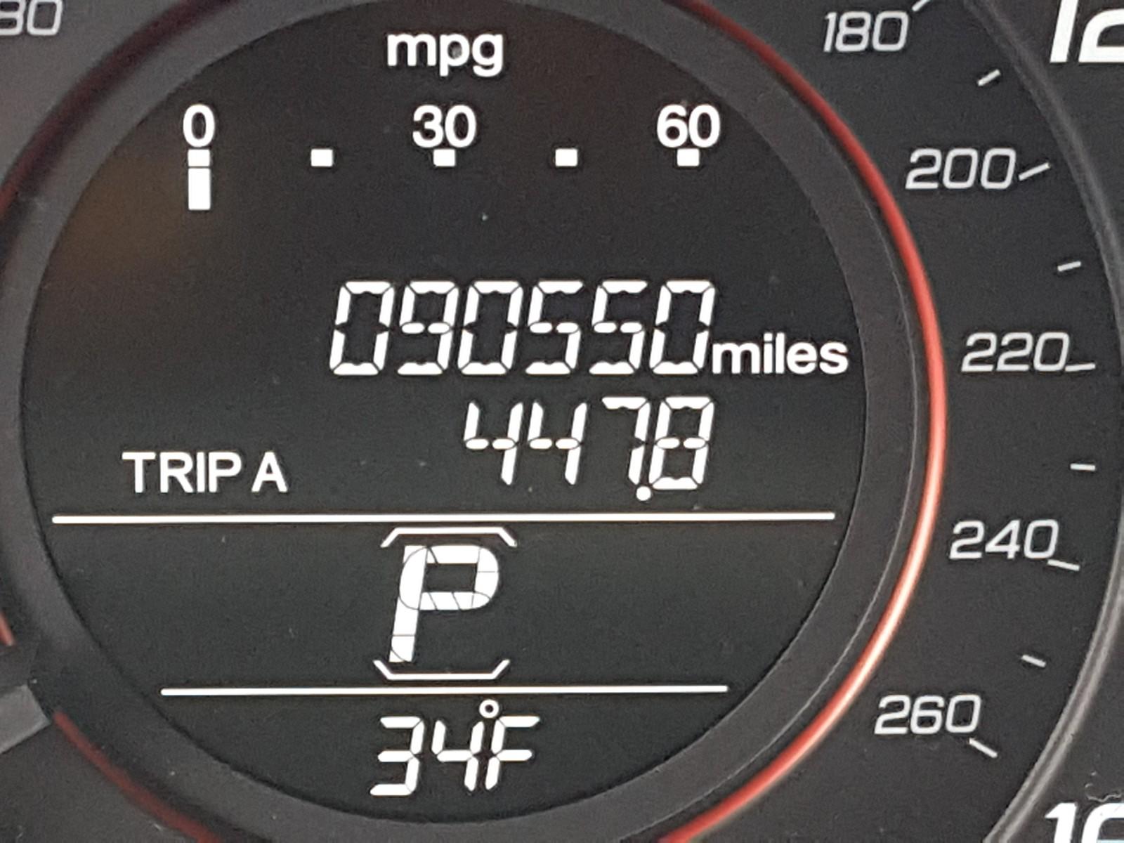 1HGCR2F5XEA126161 - 2014 Honda Accord Spo 2.4L front view