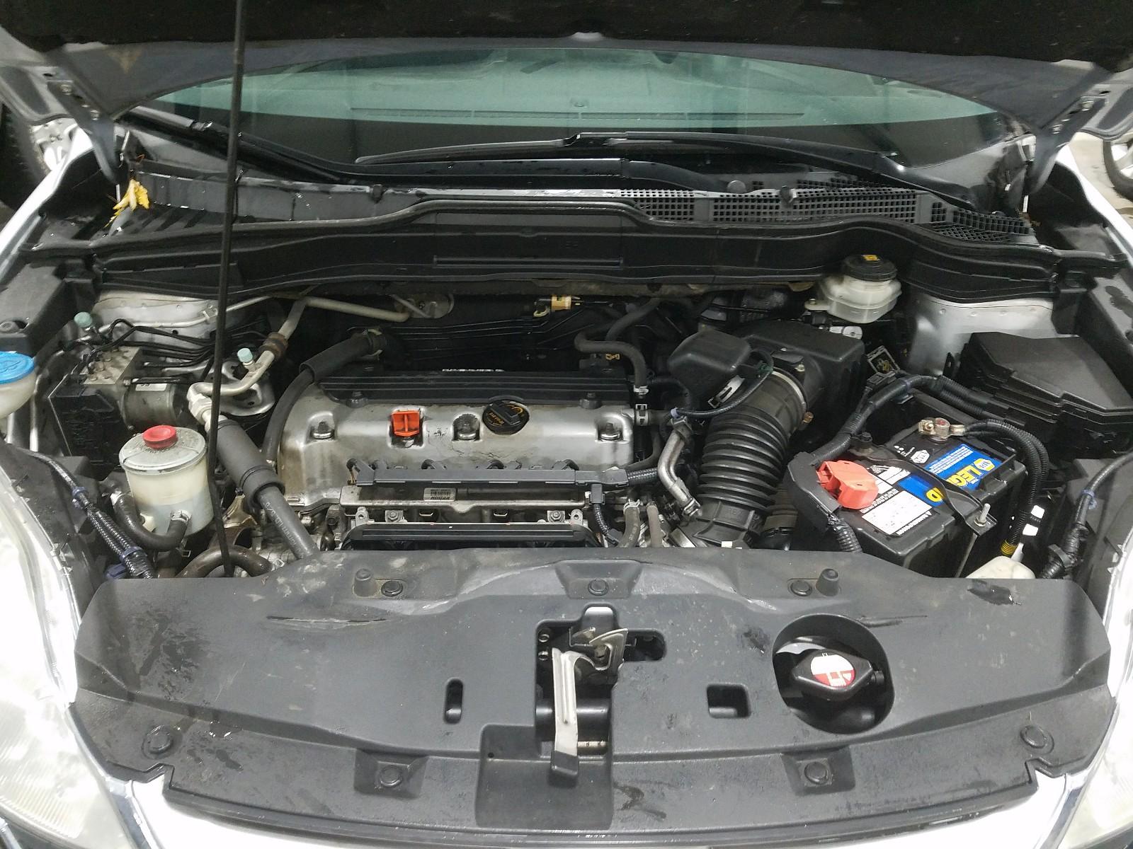 3CZRE4H5XAG700888 - 2010 Honda Cr-V Ex 2.4L inside view