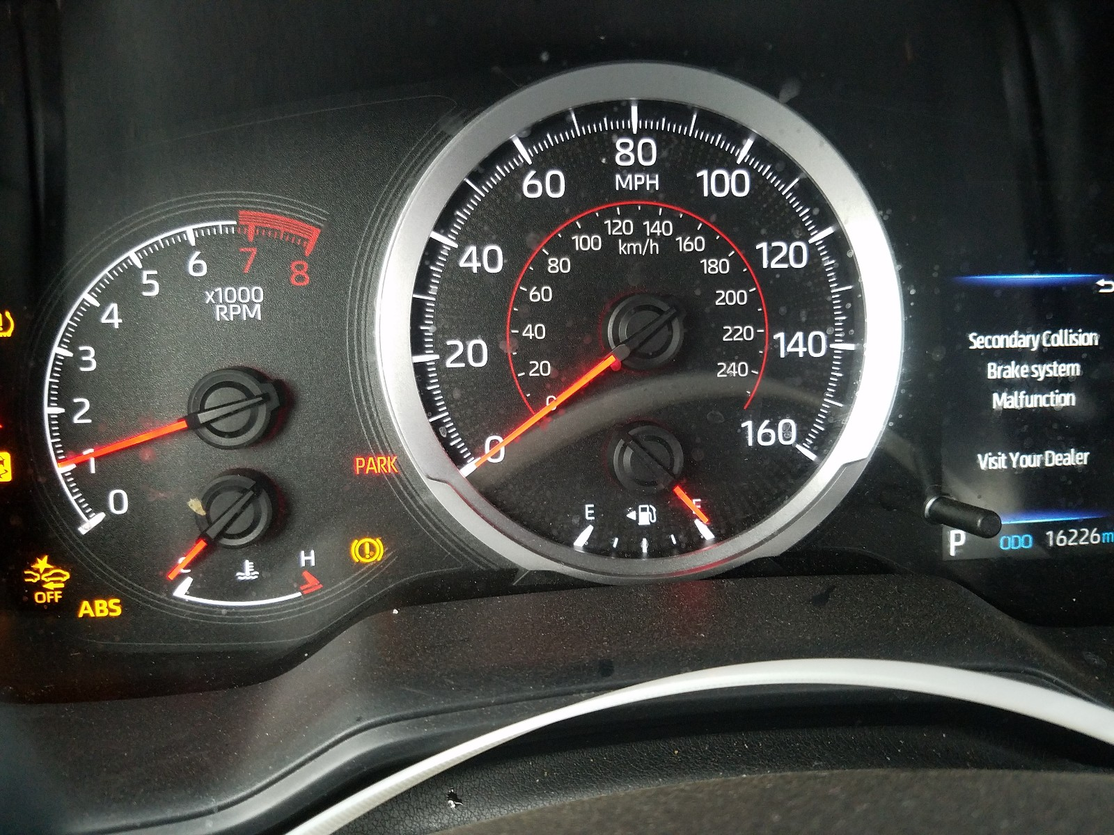 JTDS4RCE3LJ035185 - 2020 Toyota Corolla Se 2.0L front view