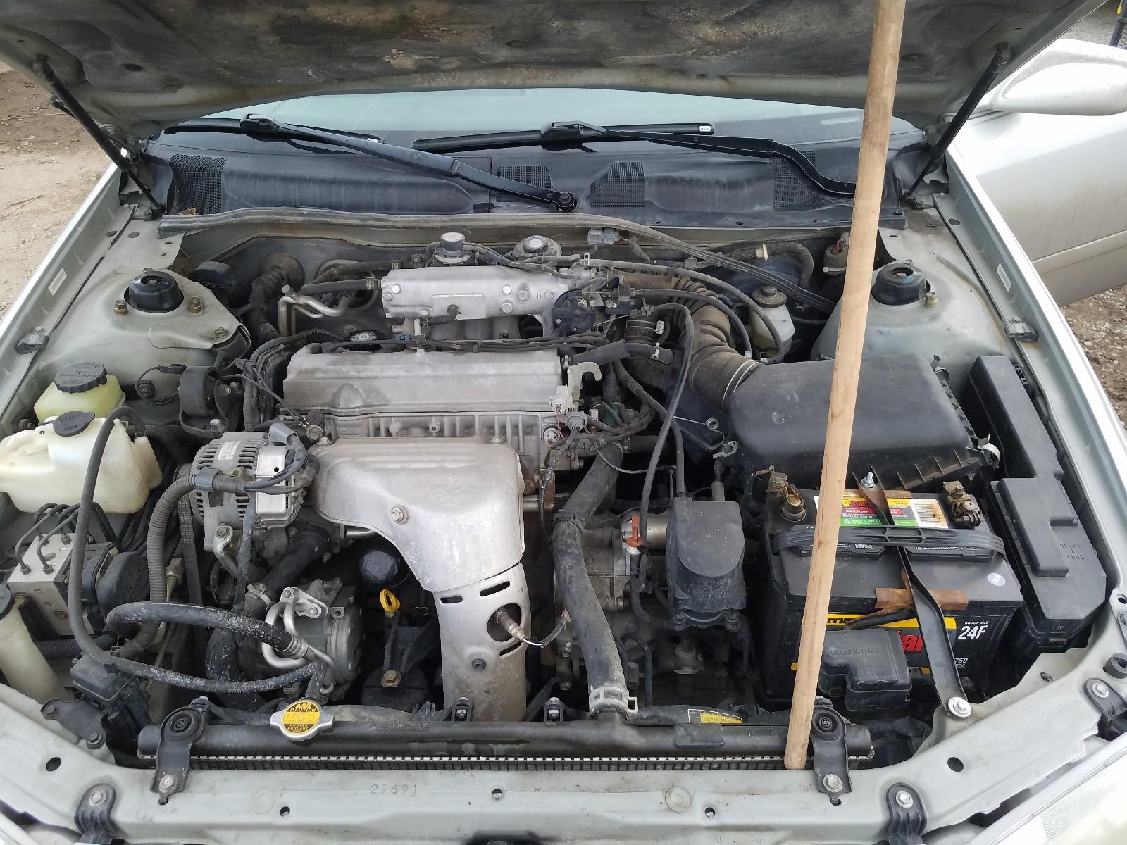 4T1BG22K81U052898 - 2001 Toyota Camry Ce 2.2L inside view