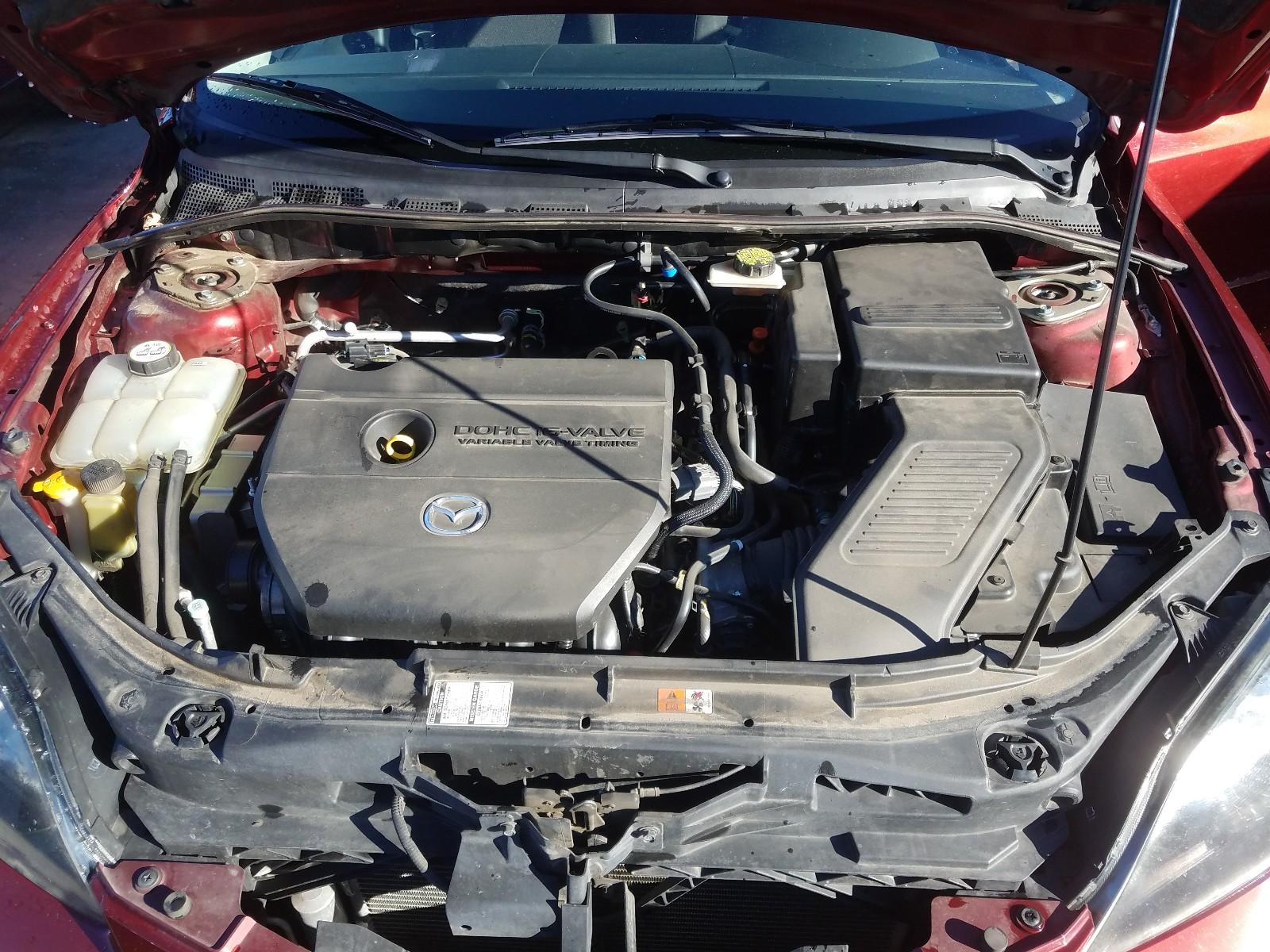 JM1BK343591215390 - 2009 Mazda 3 S 2.3L inside view