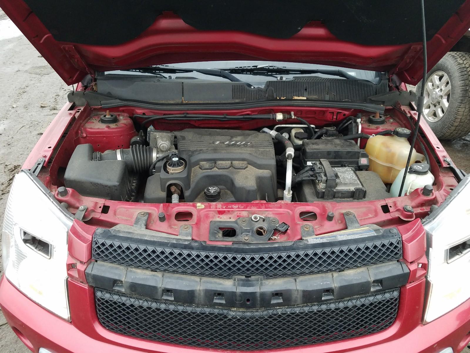 2CNDL13F466179511 - 2006 Chevrolet Equinox Ls 3.4L inside view