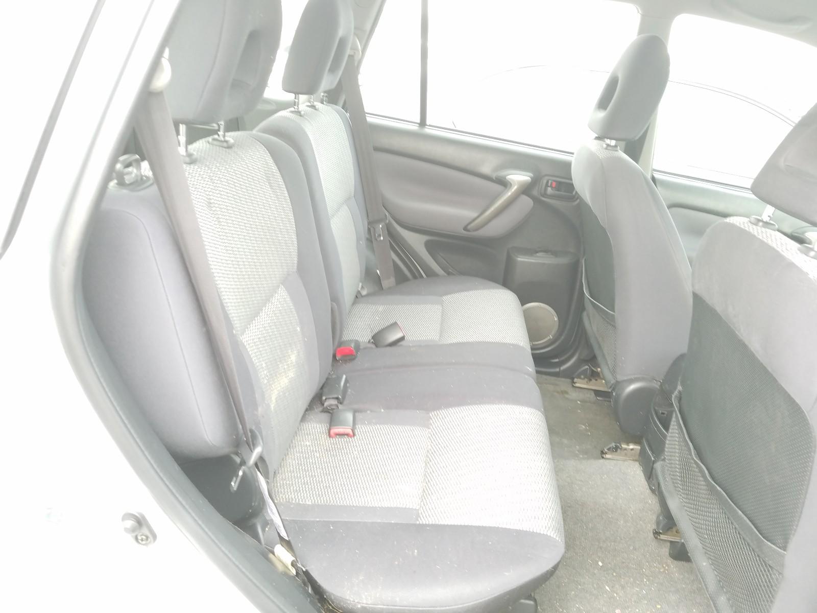 JTEGD20V740042385 - 2004 Toyota Rav4 2.4L detail view
