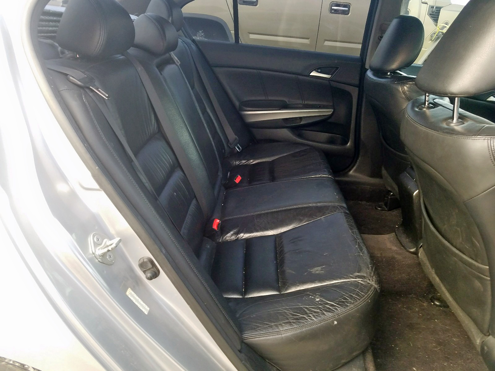 JHMCP26898C039017 - 2008 Honda Accord Exl 2.4L detail view