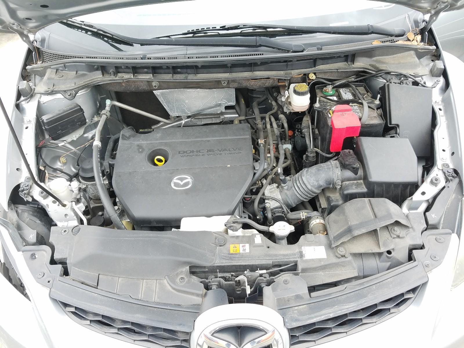 JM3ER2W51A0346416 - 2010 Mazda Cx-7 2.5L inside view