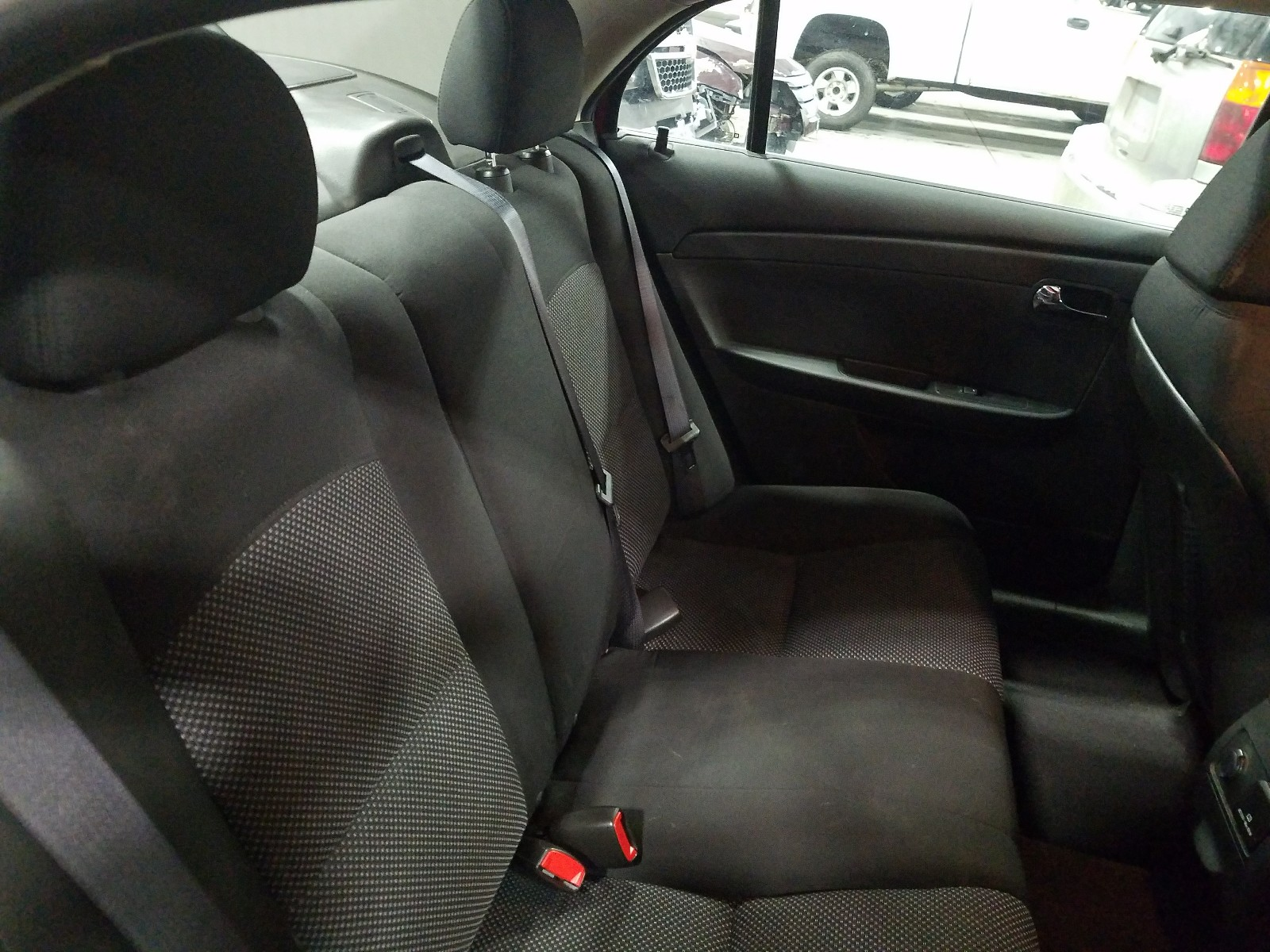 1G1ZC5E08CF261214 - 2012 Chevrolet Malibu 1Lt 2.4L detail view
