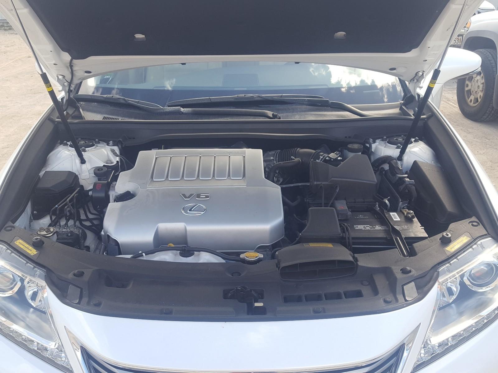 JTHBK1GGXD2082579 - 2013 Lexus Es 350 3.5L inside view