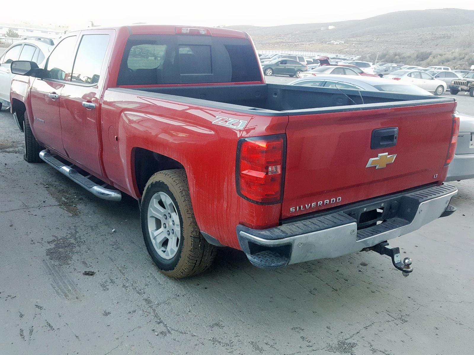 3GCUKREC0EG546934 - 2014 Chevrolet Silverado 5.3L [Angle] View